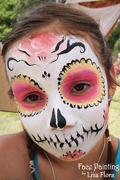 Kids Face Painting San Francisco Bay Area Painters